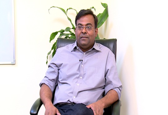 Anand Ekambaram, Country Manager, Tableau India