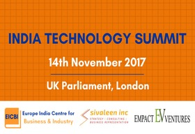 India Technology Summit to be held in at UK Parliament on 14th November