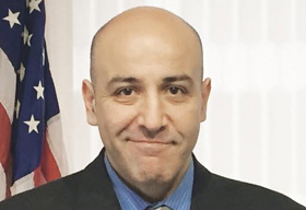 Mouhanad Hammami, MD, MHSA, Director and County Health Officer, Department of Health   , Wayne County, Michiga