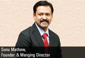 Sunu Mathew, Founder & Manging Director, LEAP INDIA Pvt.Ltd