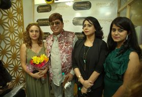 NEELDAVID, International Hairstylist & Makeup Artist Opens New Hair & Beauty Salon in South Delhi