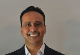 Naveen Bisht, Board Member and Chair, Programs-TiE Silicon Valley