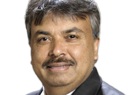 Bharat P. Dave   , Alphion Corp.   ,Chairman, President and CEO