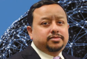 Dr. Siddharth Dutta, Associate Vice President Consulting, Markets and Markets
