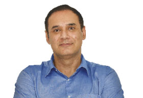 Monish Anand, Founder & CEO, Datasigns Technology