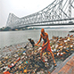 UN honours Indian startup which recycles floral waste from temples to clean Ganga