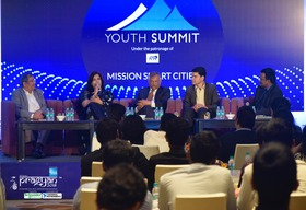 NIT, Trichy successfully conducts 'Pragyan Youth Summit 2018' - An event themed on Smart Cities