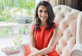 Akshi Khandelwal Bhutani, Founder & Director, Butterfly Ayurveda