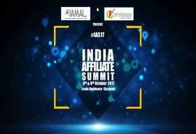 #IAS17 – 3rd edition of India's biggest affiliate get-together on Oct 5-6