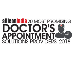 20 Most Promising Doctor Appointment Solution Providers - 2018