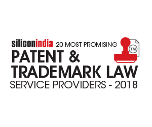 20 Most Promising Patent & Trademark Law Service Providers - 2018
