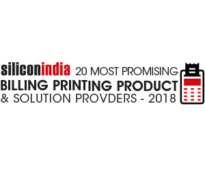 20 Most Promising Billing Printing Machine Product & Solution Providers – 2018
