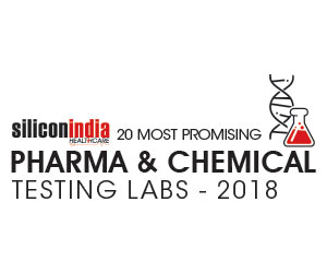 20 Most Promising Pharma & Chemical Testing Labs – 2018